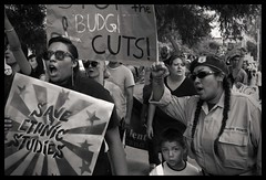 stop the budget cuts