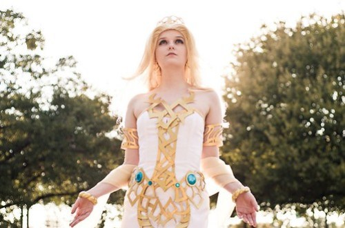 Final Fantasy Cosmos Cosplay