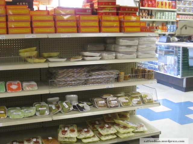 Sweets at Tai Nam Market