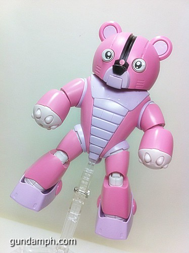 144 HG GB Pink Bearguy Gundam Expo Limited Edition (47)