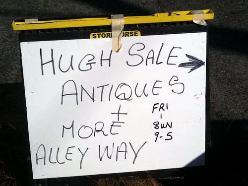 Hugh Sale Antiques