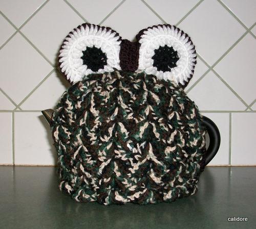 Owl Tea cosy that fits!!!!