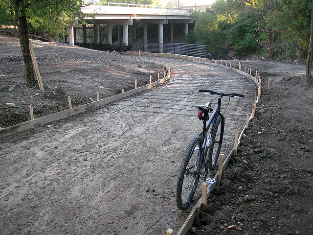 Last Of The Trail Connection - South Side Of Renner