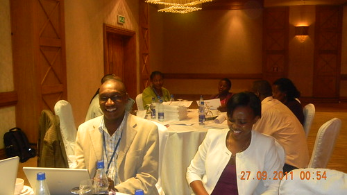 Technical workshop on CAADP Monitoring and Evaluation: Gender disaggregation of data and tools for planning Nairobi, September 2011