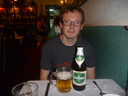 mmmm Saigon beer
