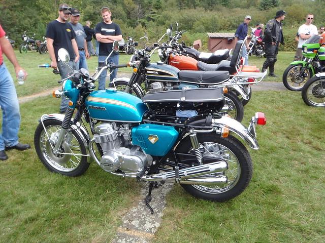Obligatory Honda CB750 K bike picture