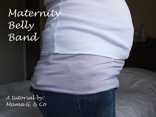 Maternity Belly Band 4 bis