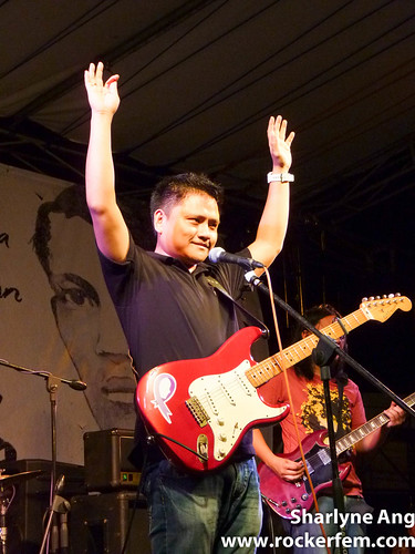 Vin Dancel (Peryodiko) - Rock Rizal 3