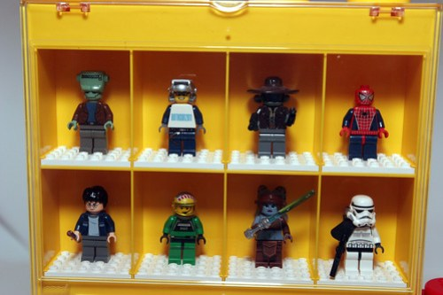 LEGO Minifigure Display Case - 12