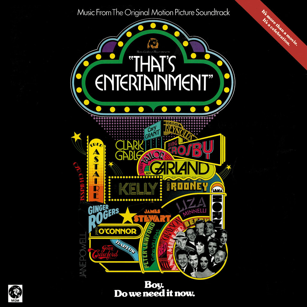 Various Artists - That's Entertainment