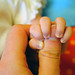 Daddy's finger