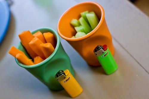 Vert et orange by esquimo_2ooo