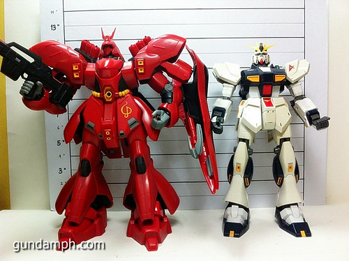 MSIA DX Sazabi 12 inch model (34)