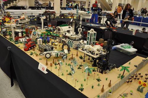 LEGO Numereji BrickCon 2011