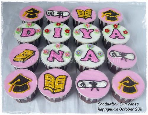 Graduarin Cupcakes