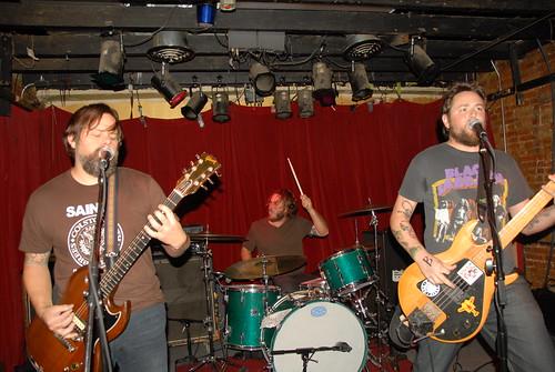 Suplecs at the Velvet Lounge