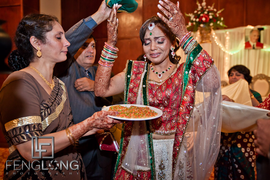 Bride Exiting | Shamz & Sana's Wedding Day 3 | Zyka Indian Banquet Hall Decatur | Atlanta Indian Photographer