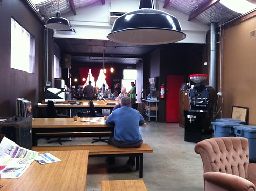 whole bean roastery, marrickville