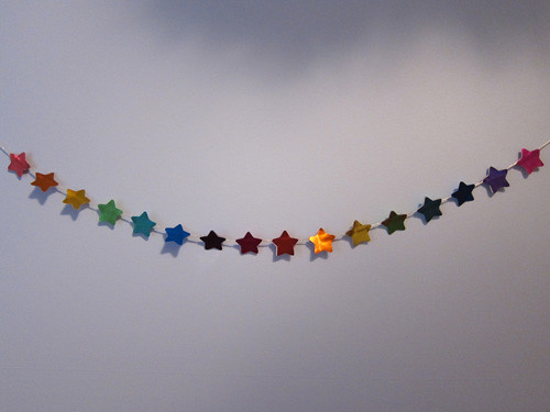 rainbowstargarland