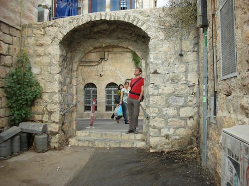 In Nachla'ot in Jerusalem