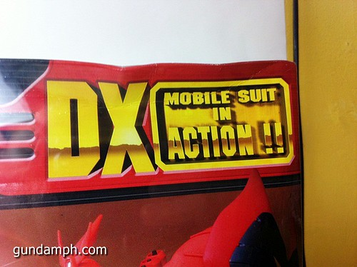 MSIA DX Sazabi 12 inch model (2)