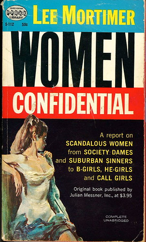Women Confidential cover