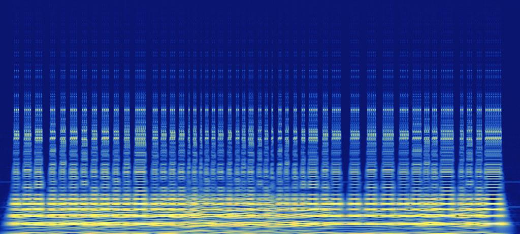 Photocell IR Spectrogram 20110915