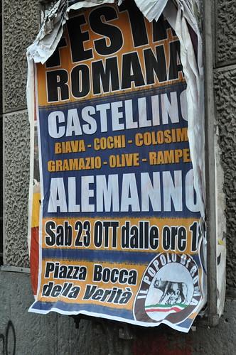 Il popolo di Roma?