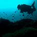 Diving at King Kong Rock, Koh Tao (16 Sept '11)