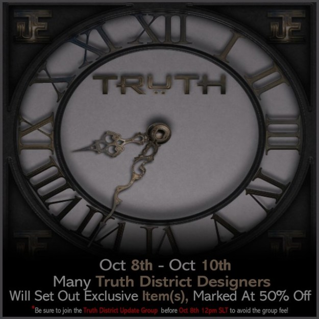 Truth District Fall Event