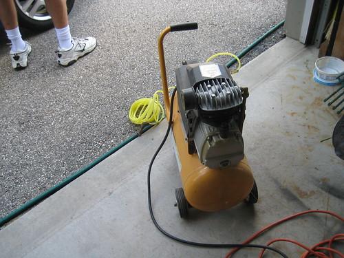 tire pump
