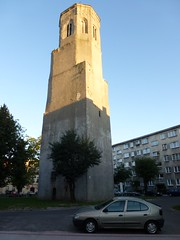 Wieża Trynitarska w Lubaniu by Polek