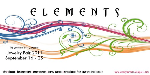 Jewelry Fair 2011 Elements Poster 1024x512