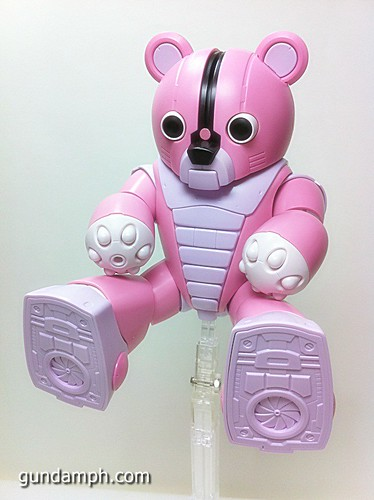 144 HG GB Pink Bearguy Gundam Expo Limited Edition (43)