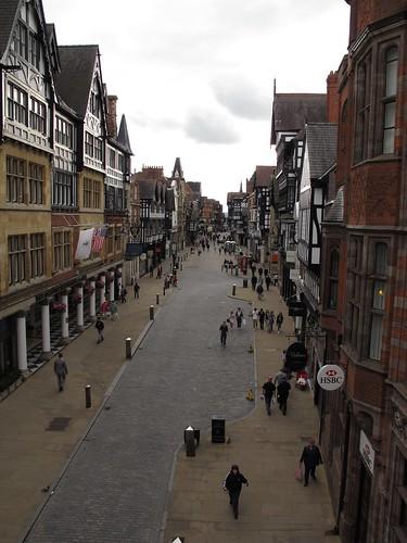 Chester - Eastgate Street
