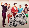 One Direction suit up for the launch of new Nokia fans handsets,