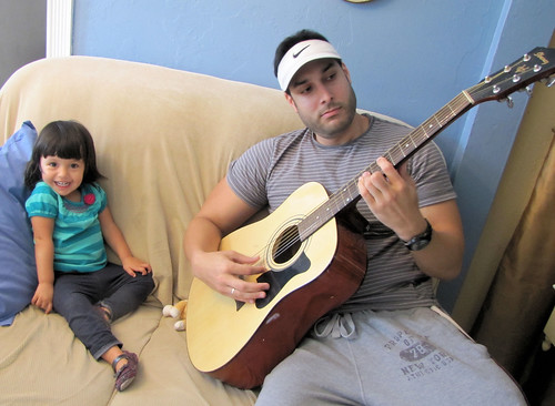 Jamming with Tio 2 by alexthoth