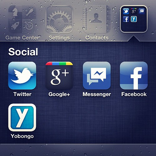 my fave apps by bradaus