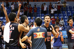 NCAA Season 87: Letran Knights vs. San Sebasti...