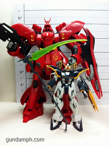 MSIA DX Sazabi 12 inch model (36)