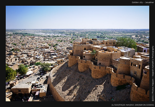 Golden city - Jaisalmer