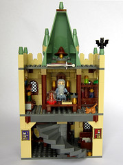 Hogwarts Castle - Dumbledore's Office [Reverse]
