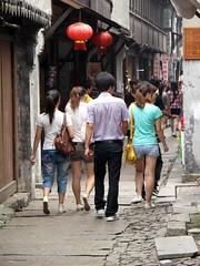 Kunshan (昆山) 'old' town