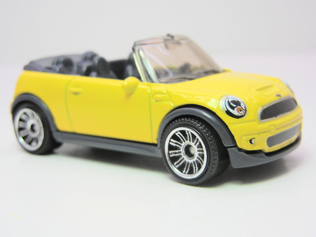 matchbox mini cooper s convertible (3)