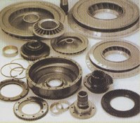 Torque converter : transmission : Replacement ...