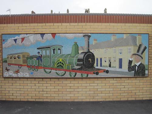 Saltburn Mosaic 3