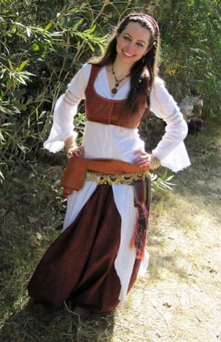 Turkish Dancer front