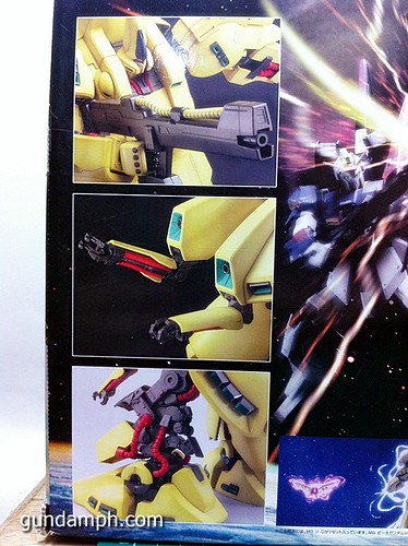 MG The-O PMX-003 Review OOB Build (5)