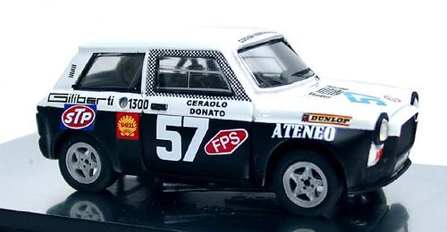 Tron A112 1300 Targa Florio 1972