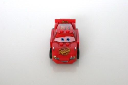 8486 Mack's Team Truck - Lightning McQueen Front 2